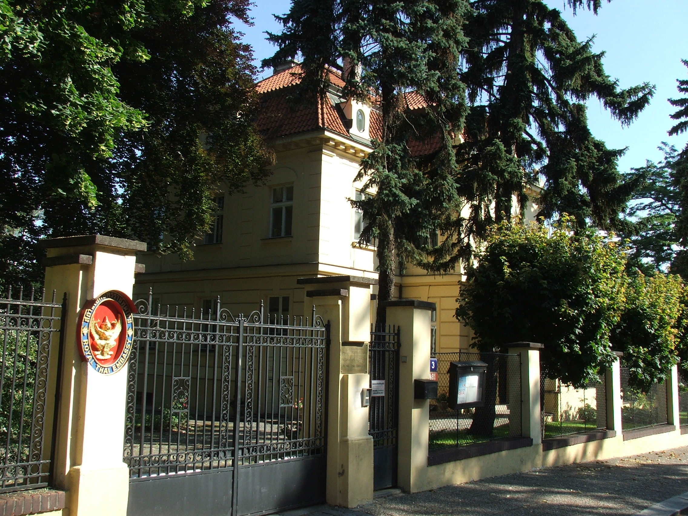 File:Thai embassy Prague 2343.JPG