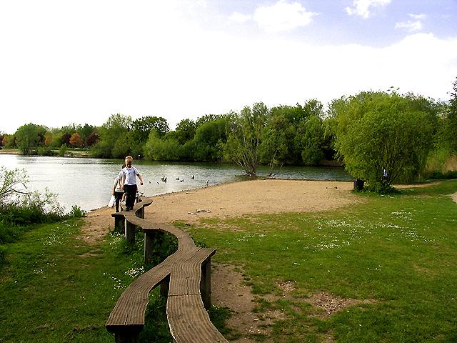 Thatcham Lake - geograph.org.uk - 9569
