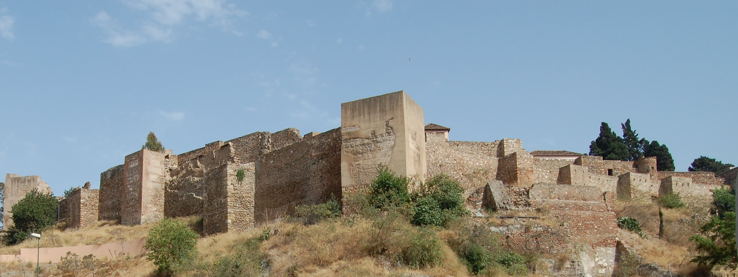 File:The Alcazaba of Málaga.JPG - Wikimedia Commons
