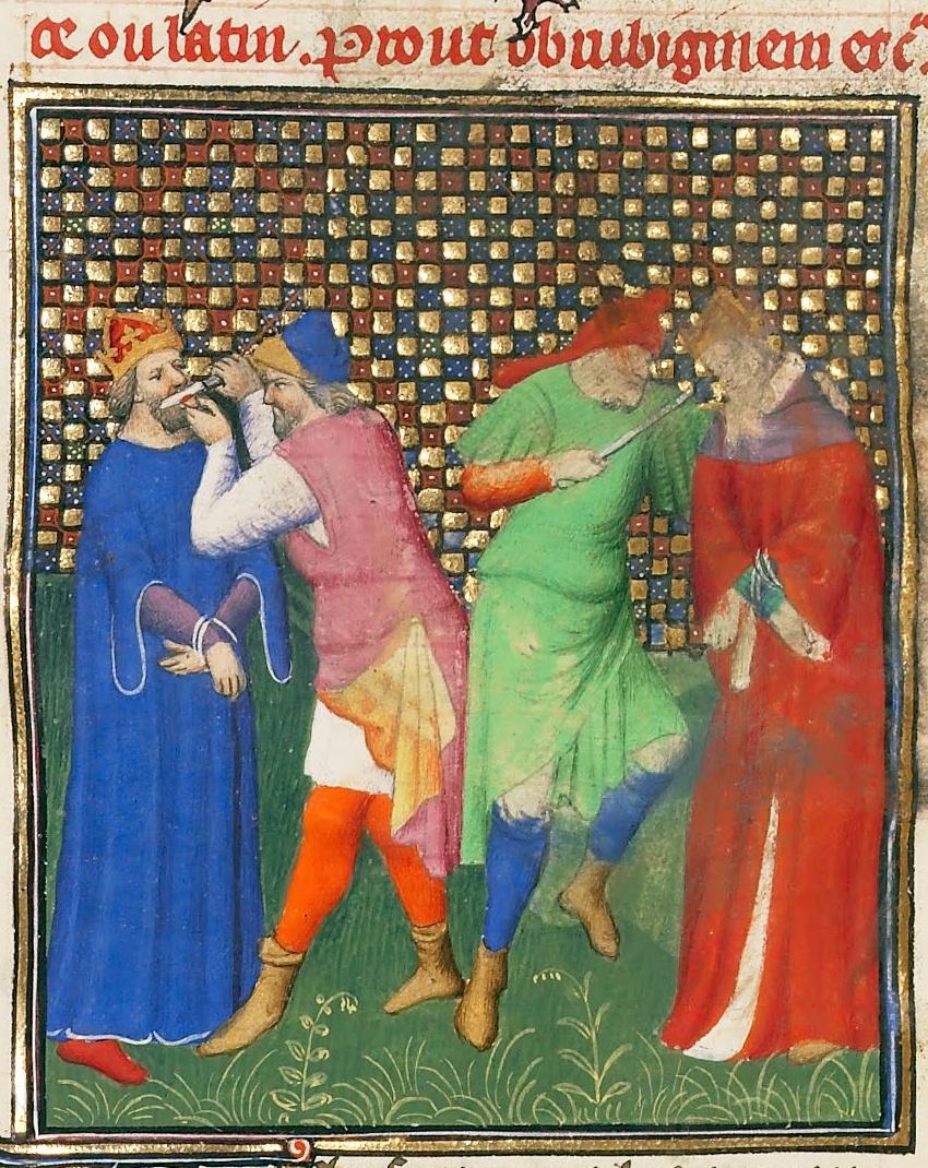 8 of the wildest mutilation in art 63