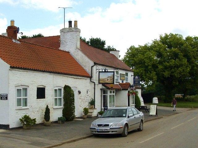 The Wolds Inn Huggate