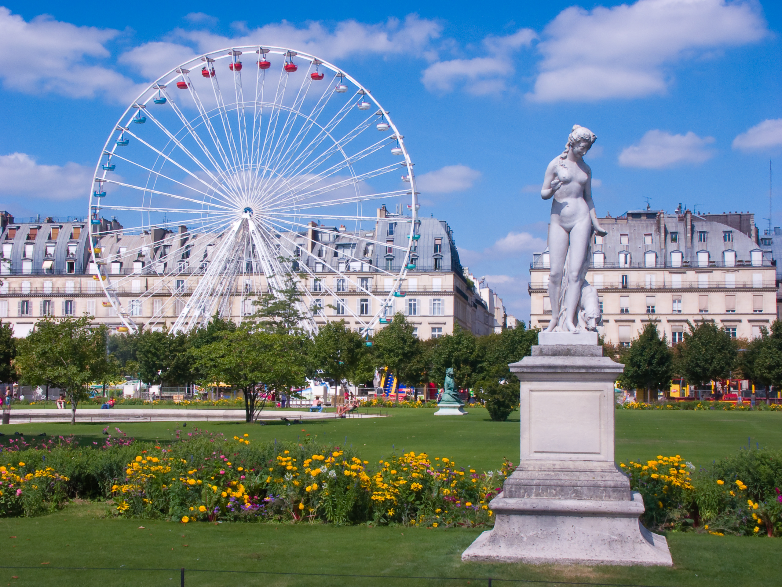 File tuileries - Sculpture jardin des tuileries ...