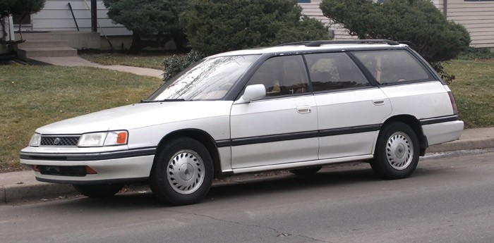 Subaru Legacy First Generation Wikipedia