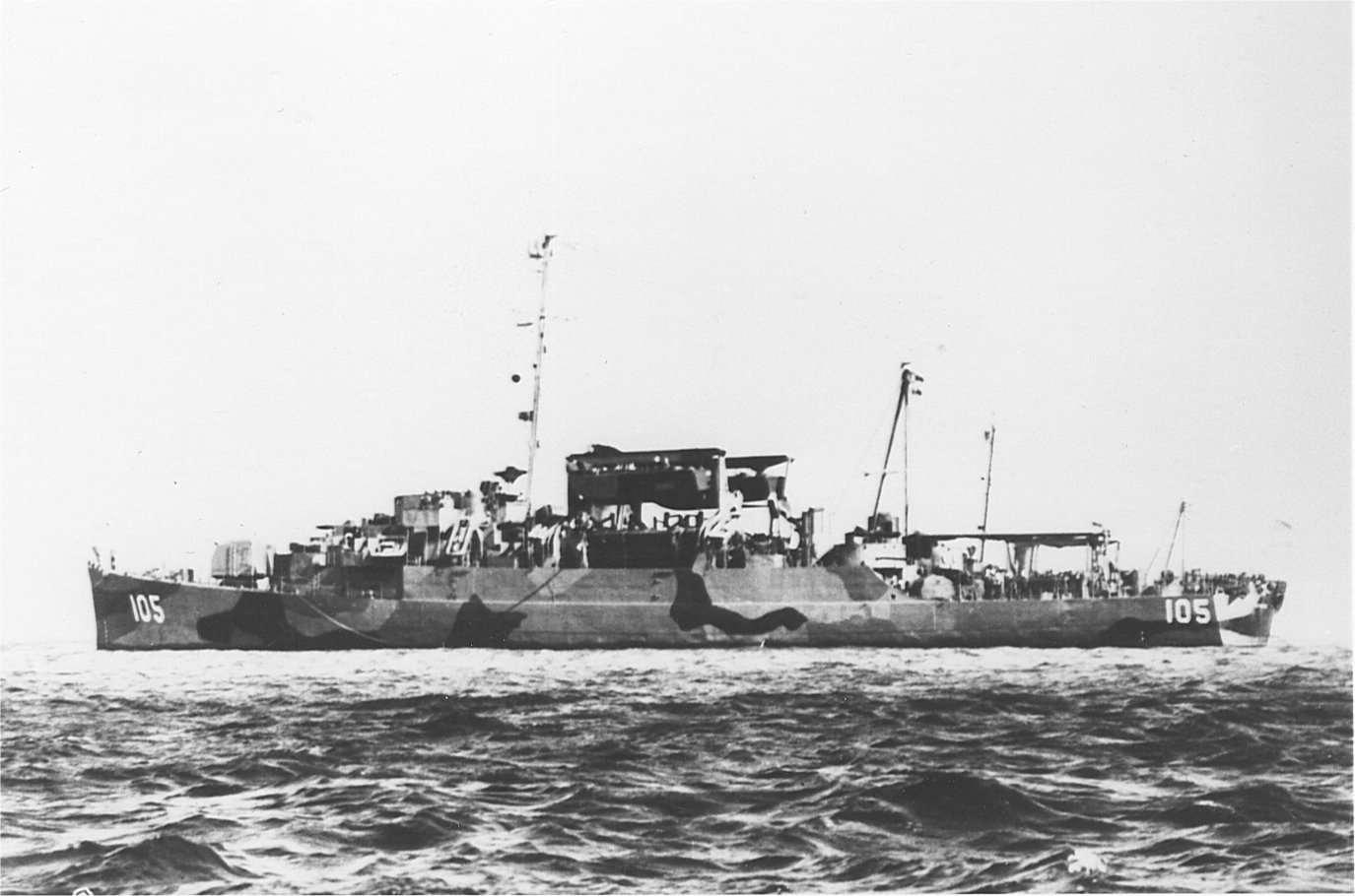 USS Myers (APD-105), in 1945.jpg