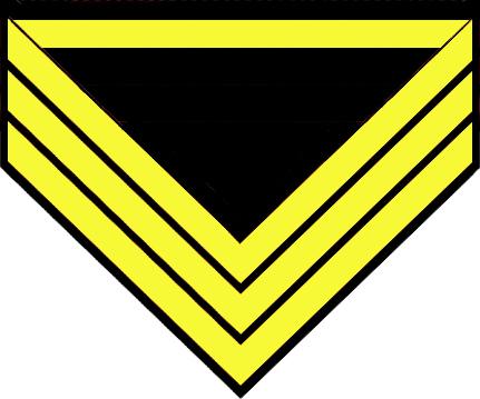 WWI Quartermaster Sergeant Chevron - Griffin Militaria