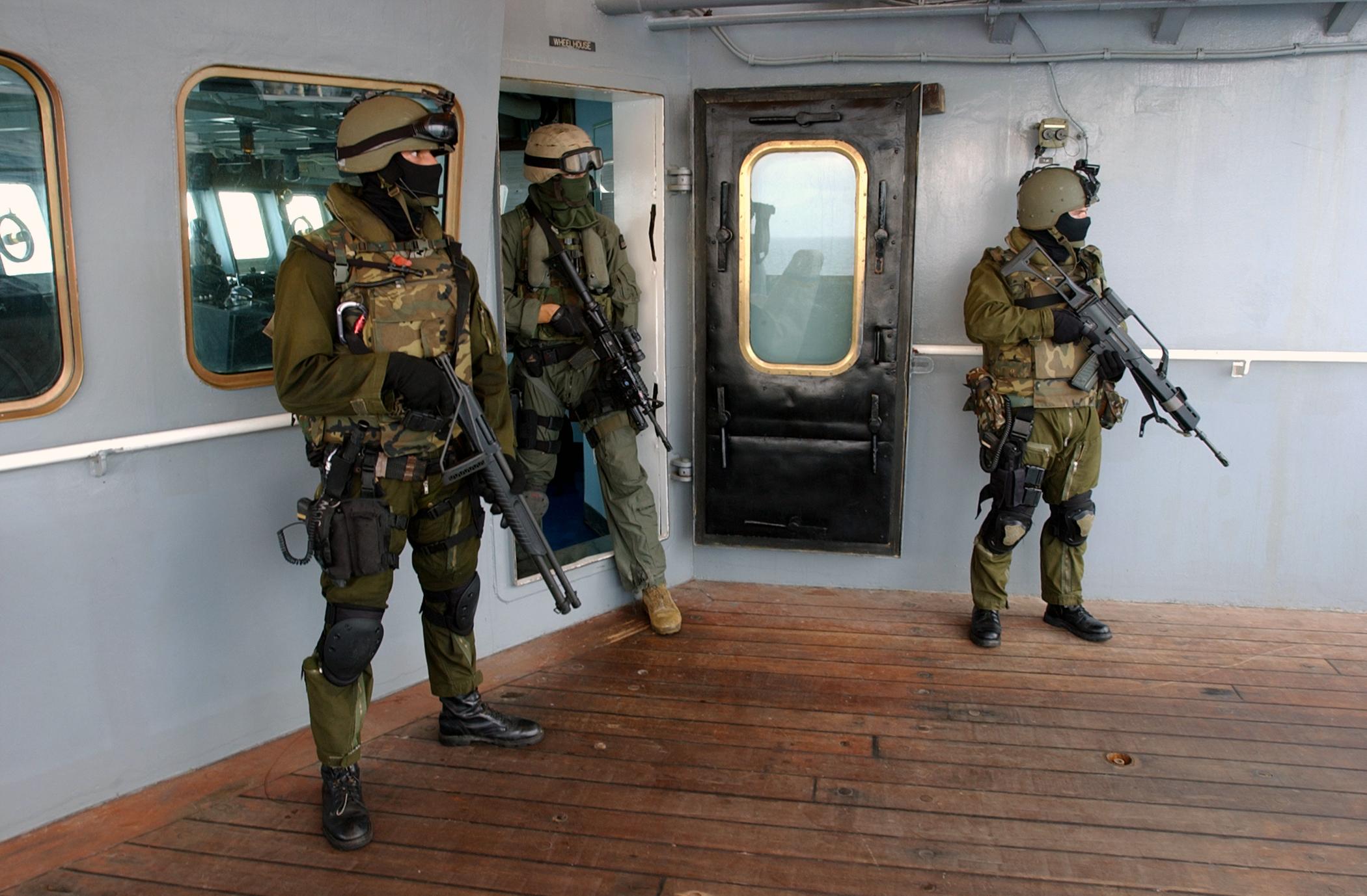 K Marine Viii Spanish special operat...