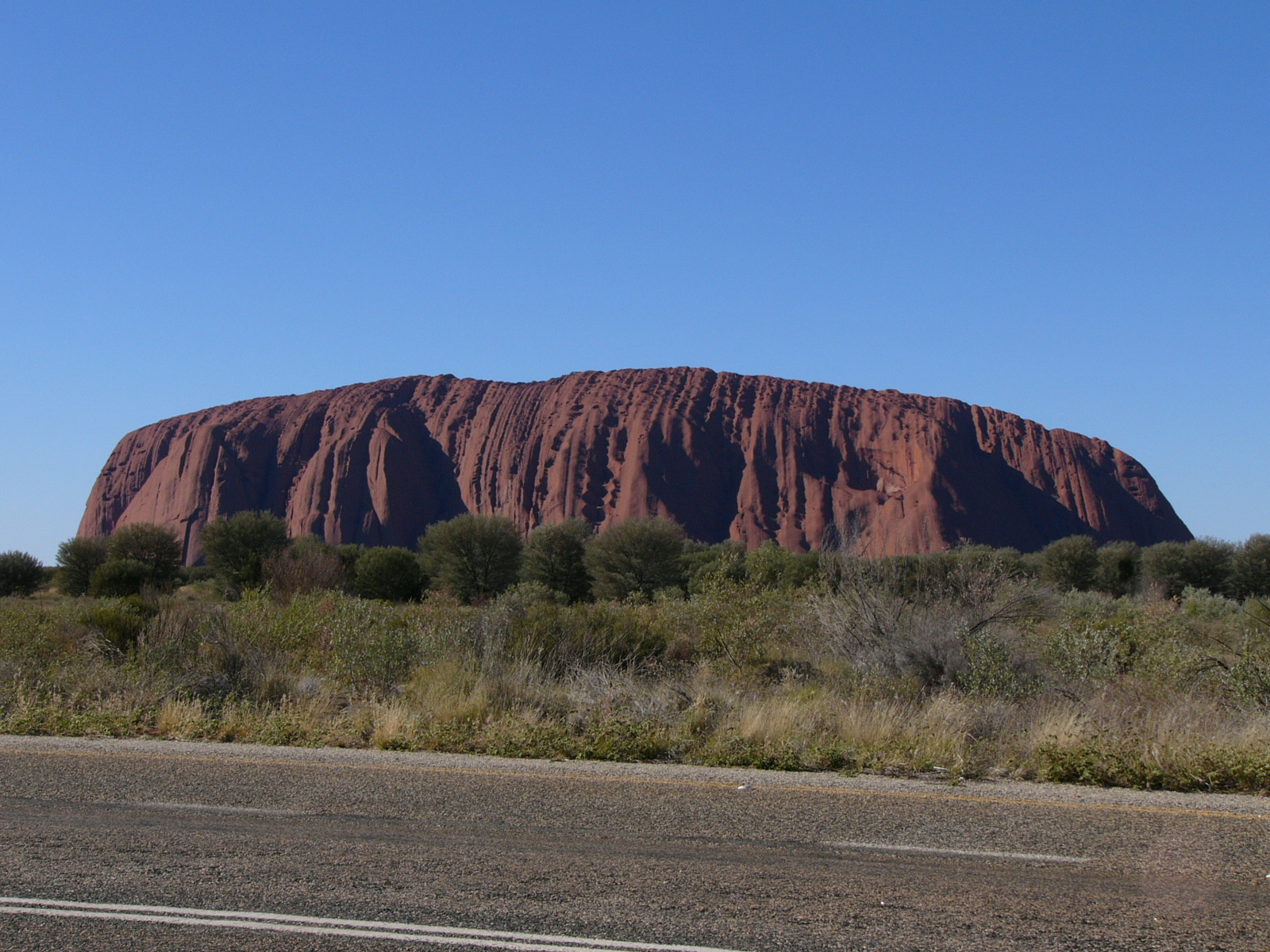 Ayers Rock (Uluru) Australia  City new picture : Uluru Ayers Rock, Australia 05 Wikimedia Commons