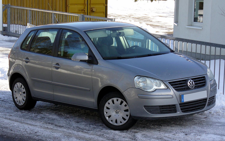 Volkswagen Polo IV — Wikipédia