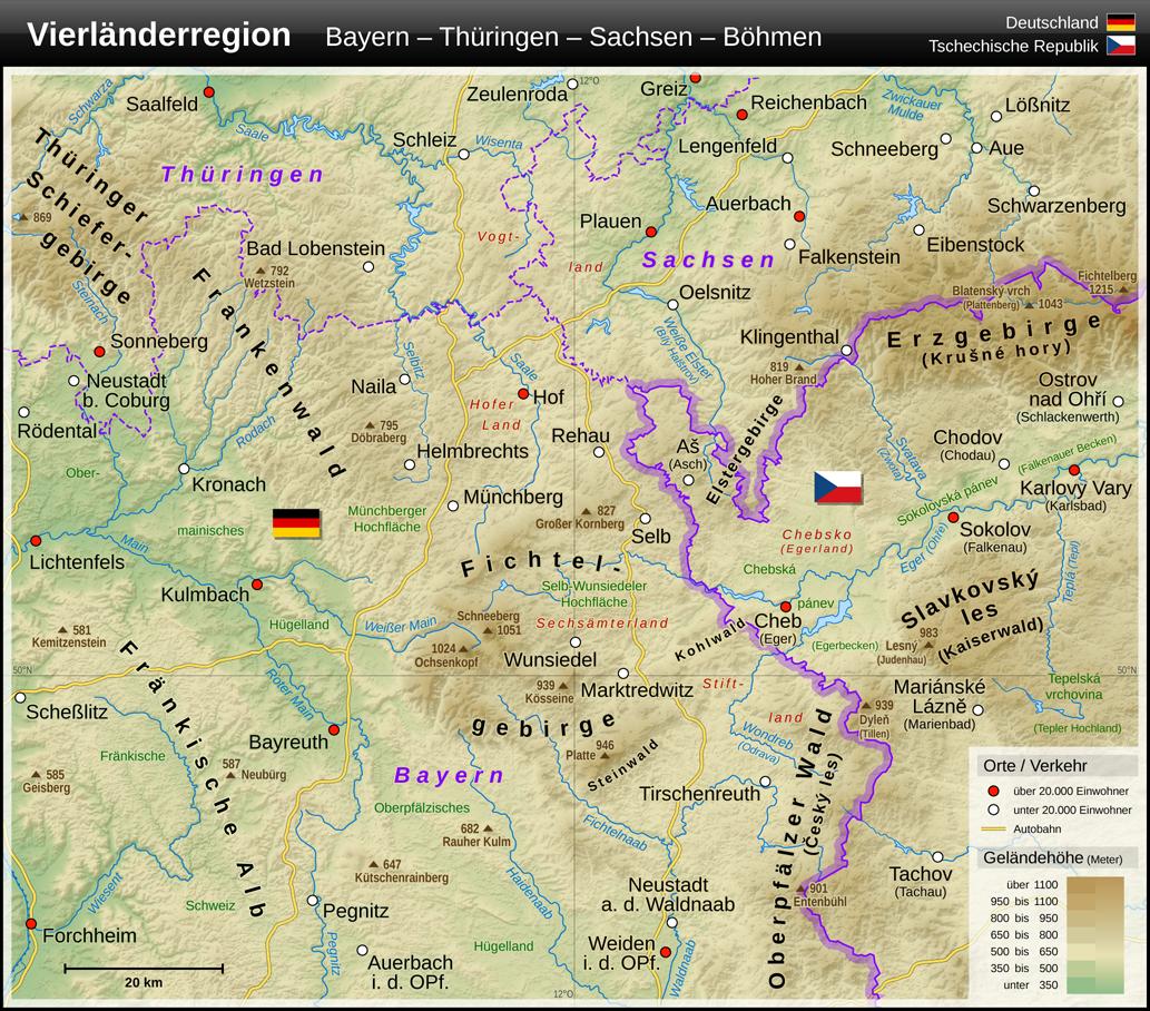 Kohlwald (Fichtelgebirge) – Wikipedia