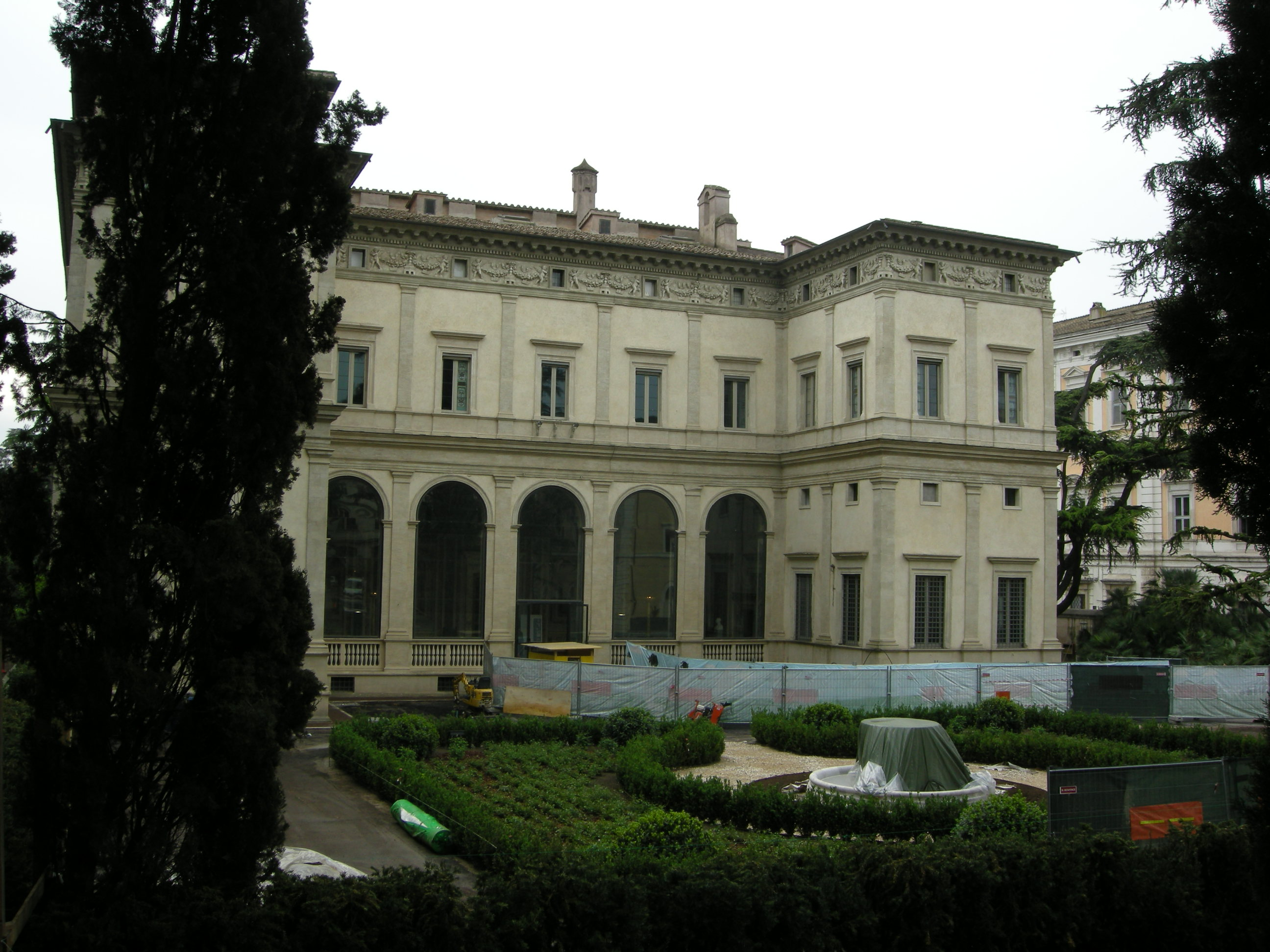 Villa Wikipedia