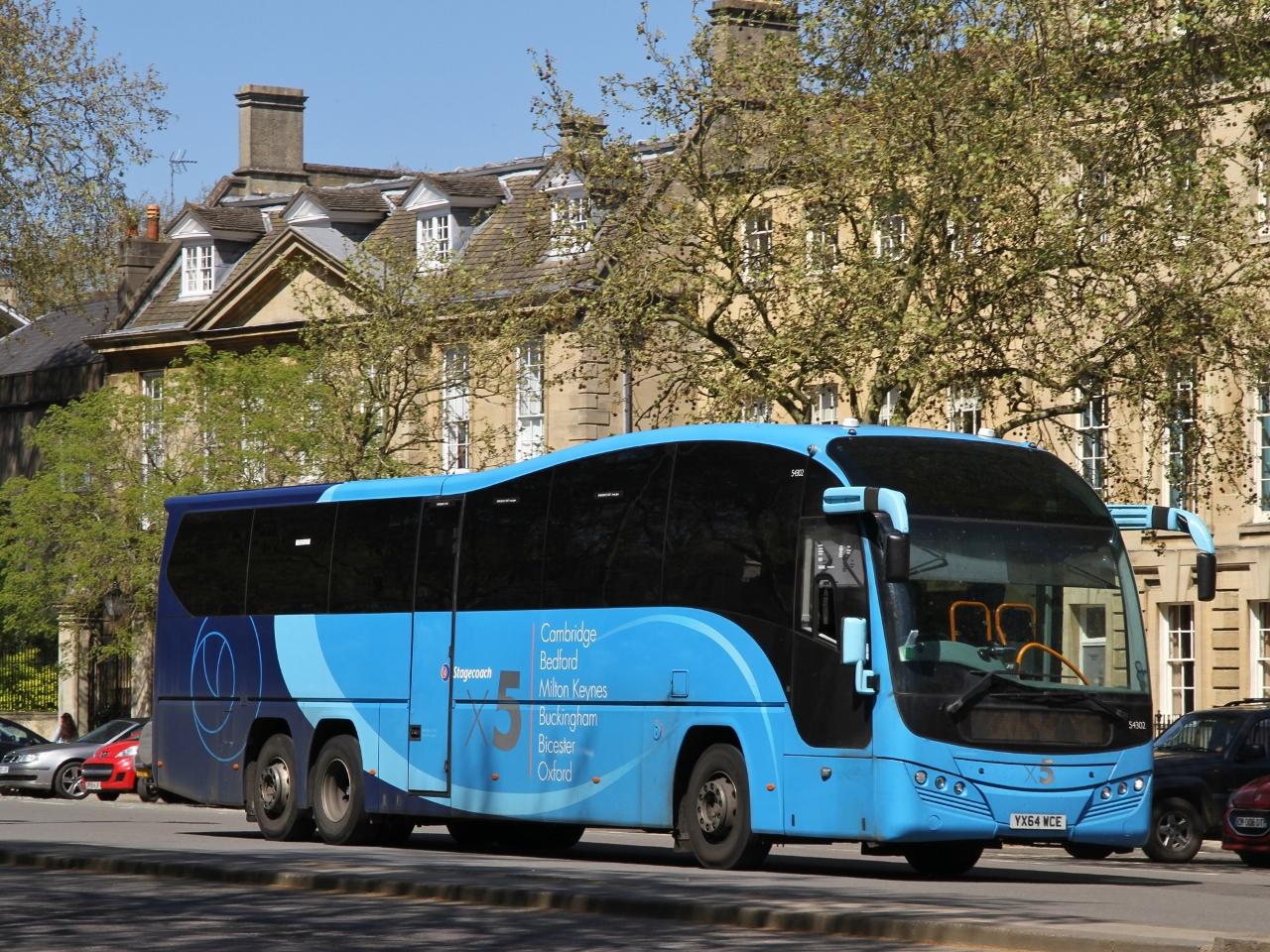 Stagecoach X5 - Wikipedia
