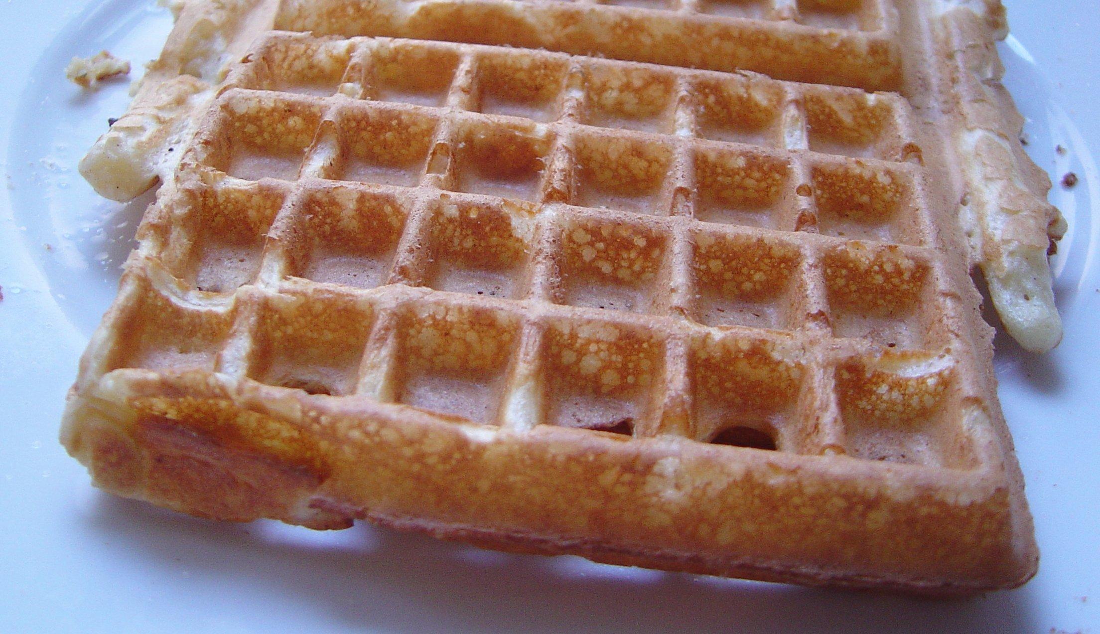Waffle - Simple English Wikipedia, the free encyclopedia