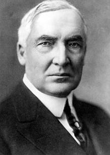 Warren G. Harding 29th President of the United...