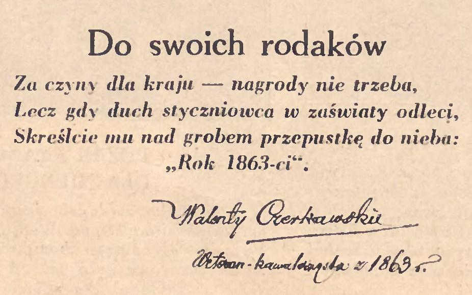 Plikwiersz I Podpis Walentego Czerkawskiegojpg Wikipedia