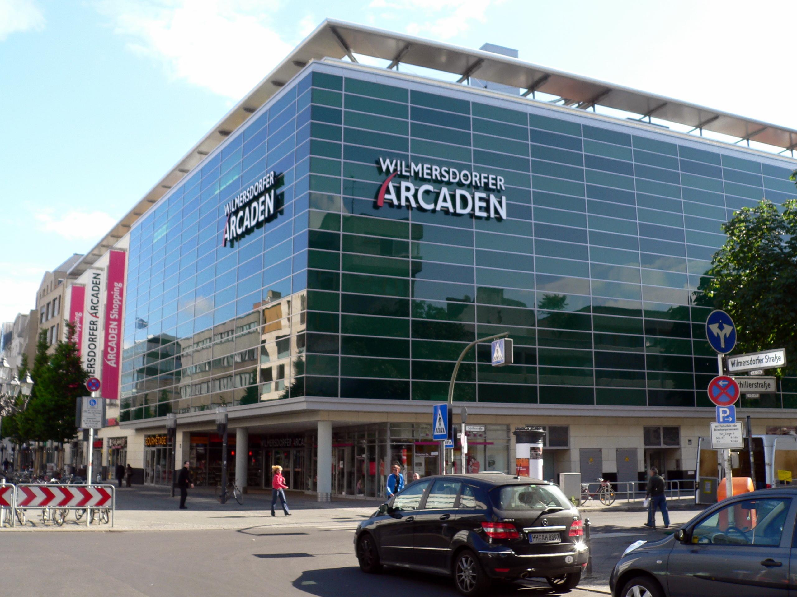 file wilmersdorfer arcaden wilmersdorfer stra e 46 berlin charlottenburg jpg wikimedia commons. Black Bedroom Furniture Sets. Home Design Ideas
