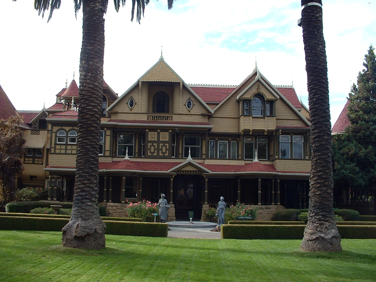 The Best and Worst Rooms in the Winchester Mystery House to Have Sex in