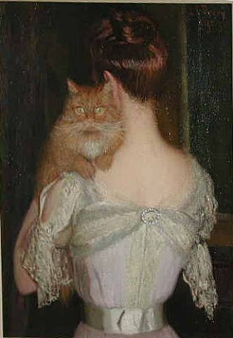 File:Woman with Cat.jpg