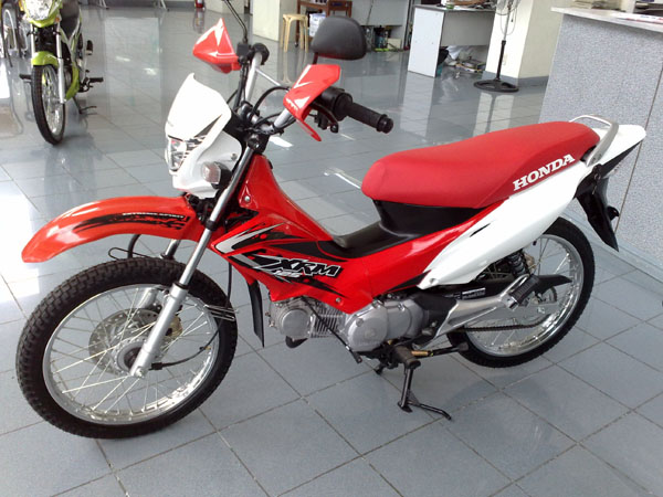 Honda Motorcycle Bacolod Price List