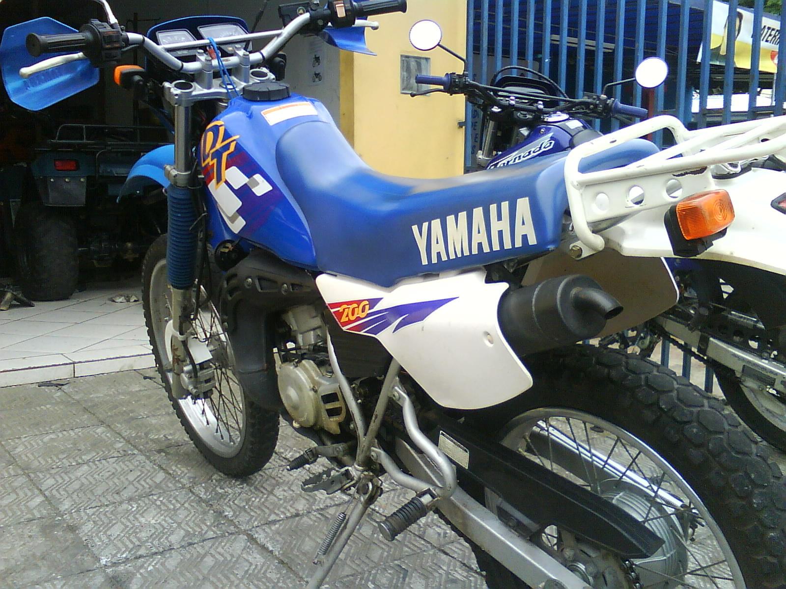 Yamaha Dt  Manual