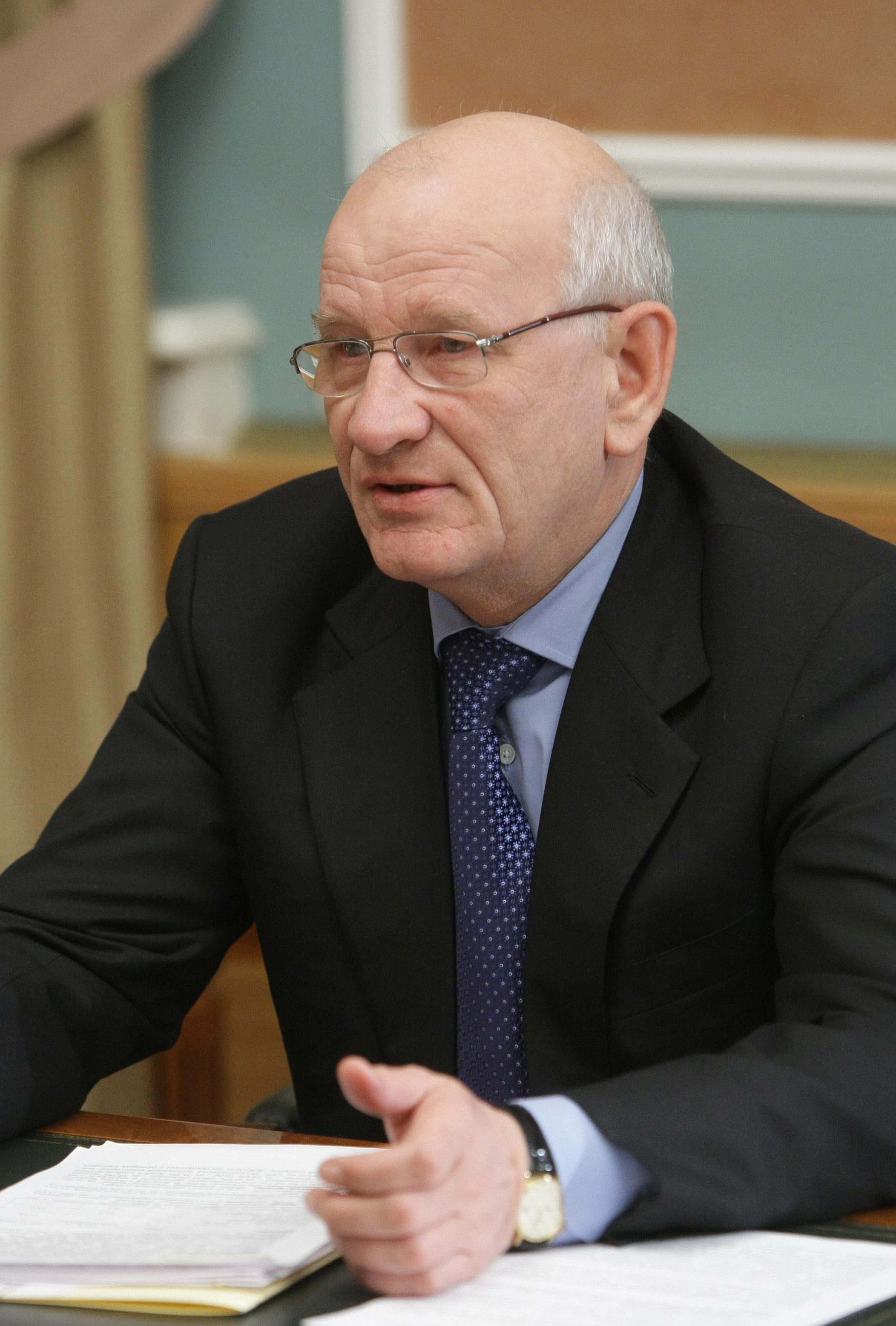 Юрий Александрович Берг