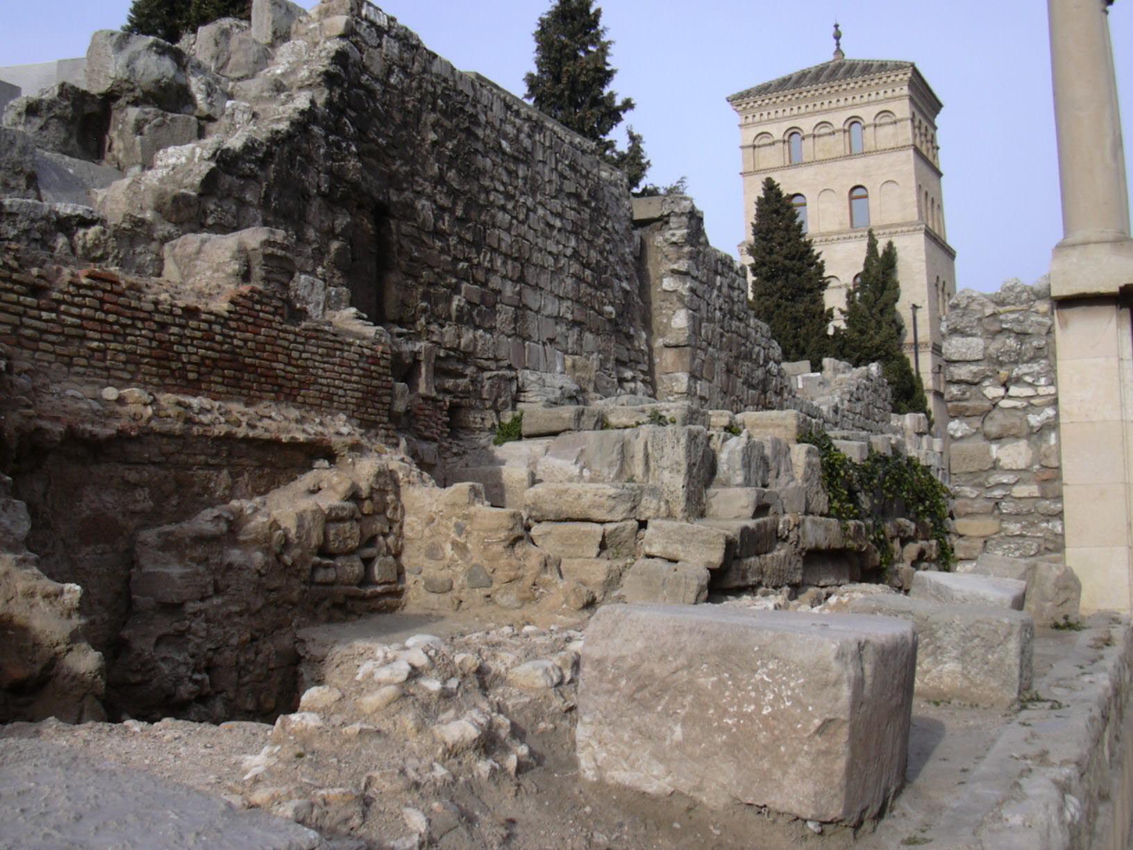 Ruins of Zaragoza