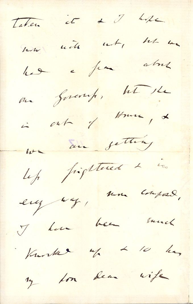 an analysis of letter for charles darwin Charles darwin in his book, on the origin of species, presents us with a theory of natural selection this theory is his attempt at an explanation on how the world.