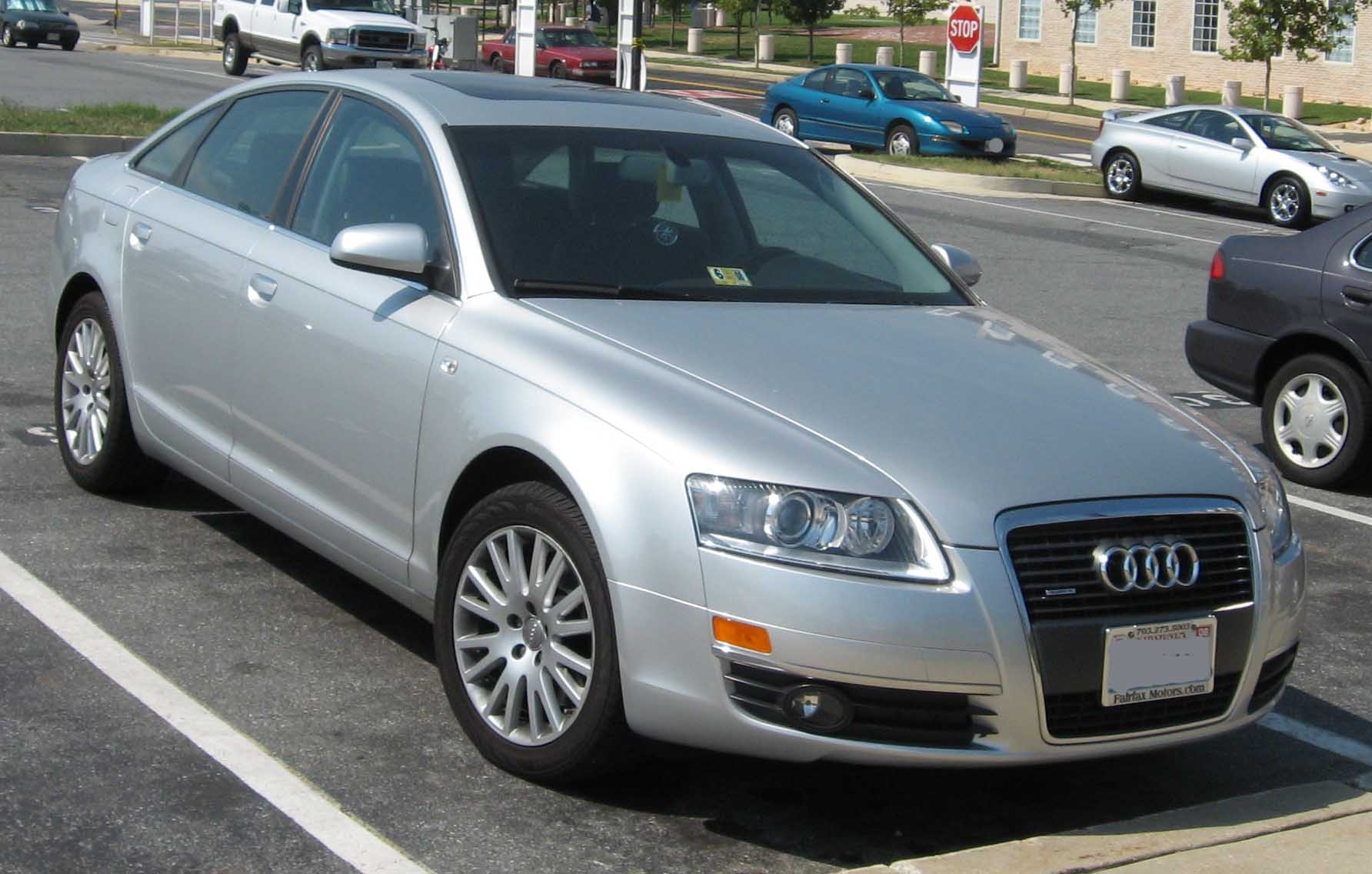 File:05-07 Audi A6-3.2 in College Park, Maryland.jpg