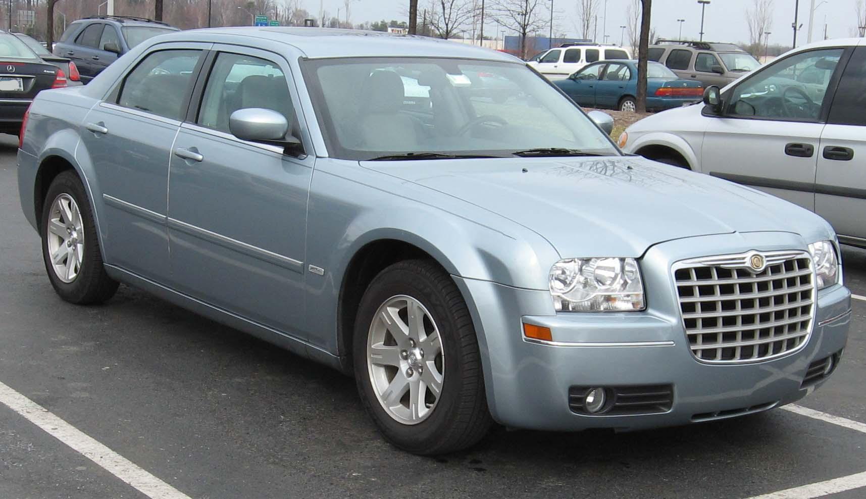 07 Chrysler 300