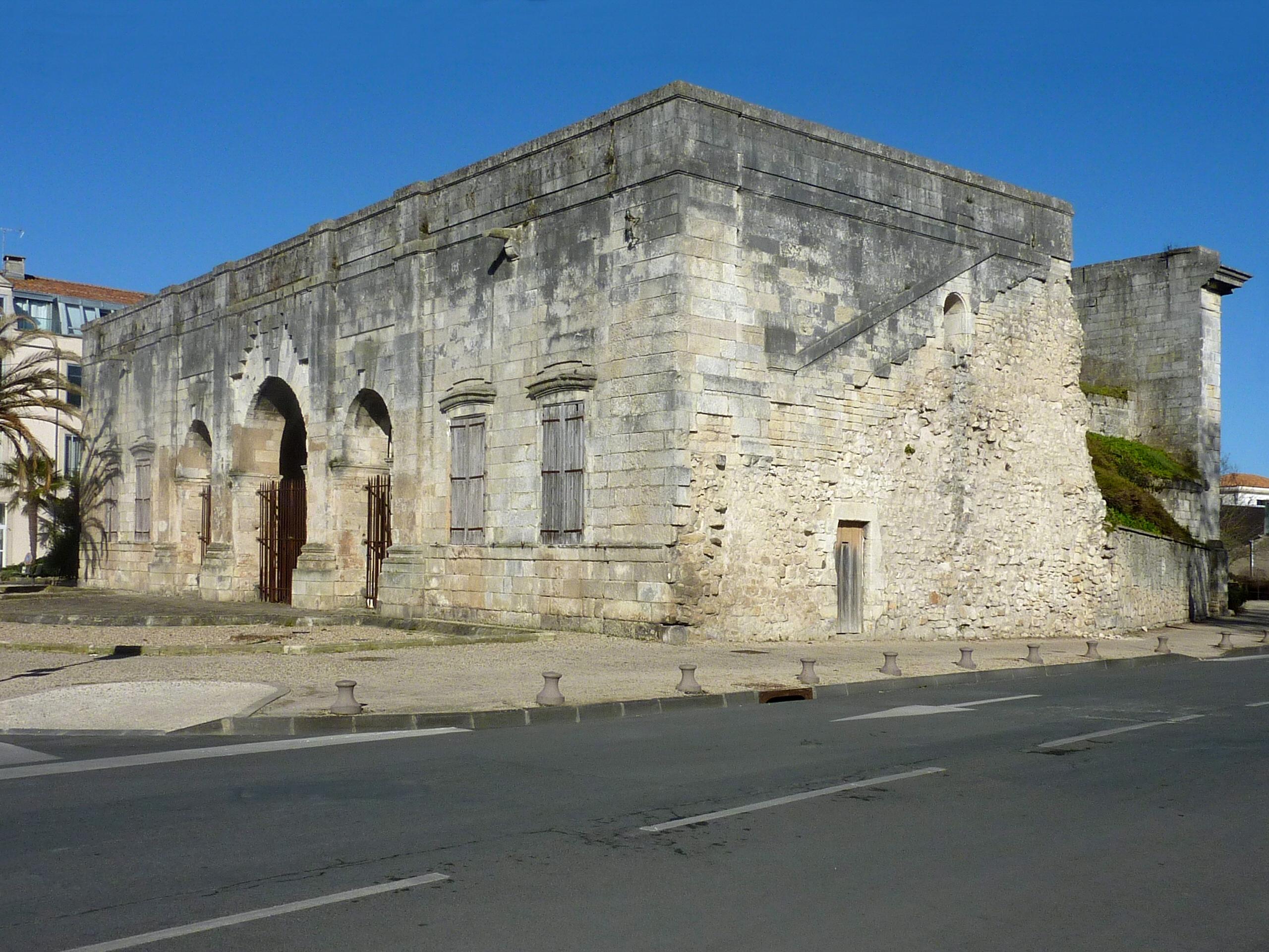 Architecte Interieur La Rochelle fichier:054 - porte royale côté intérieur - la rochelle