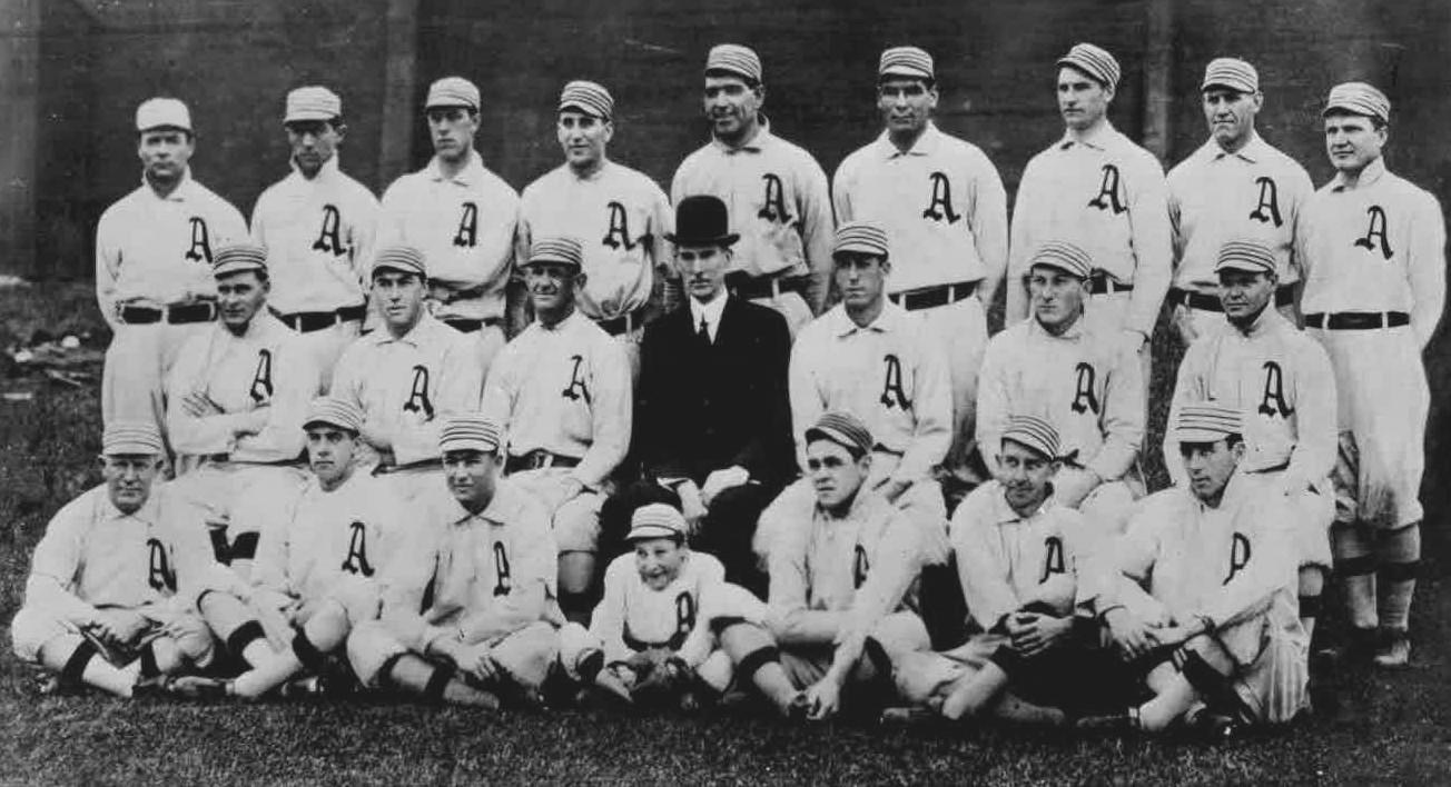 eaf00b1fc42 1911 Philadelphia Athletics season - Wikipedia