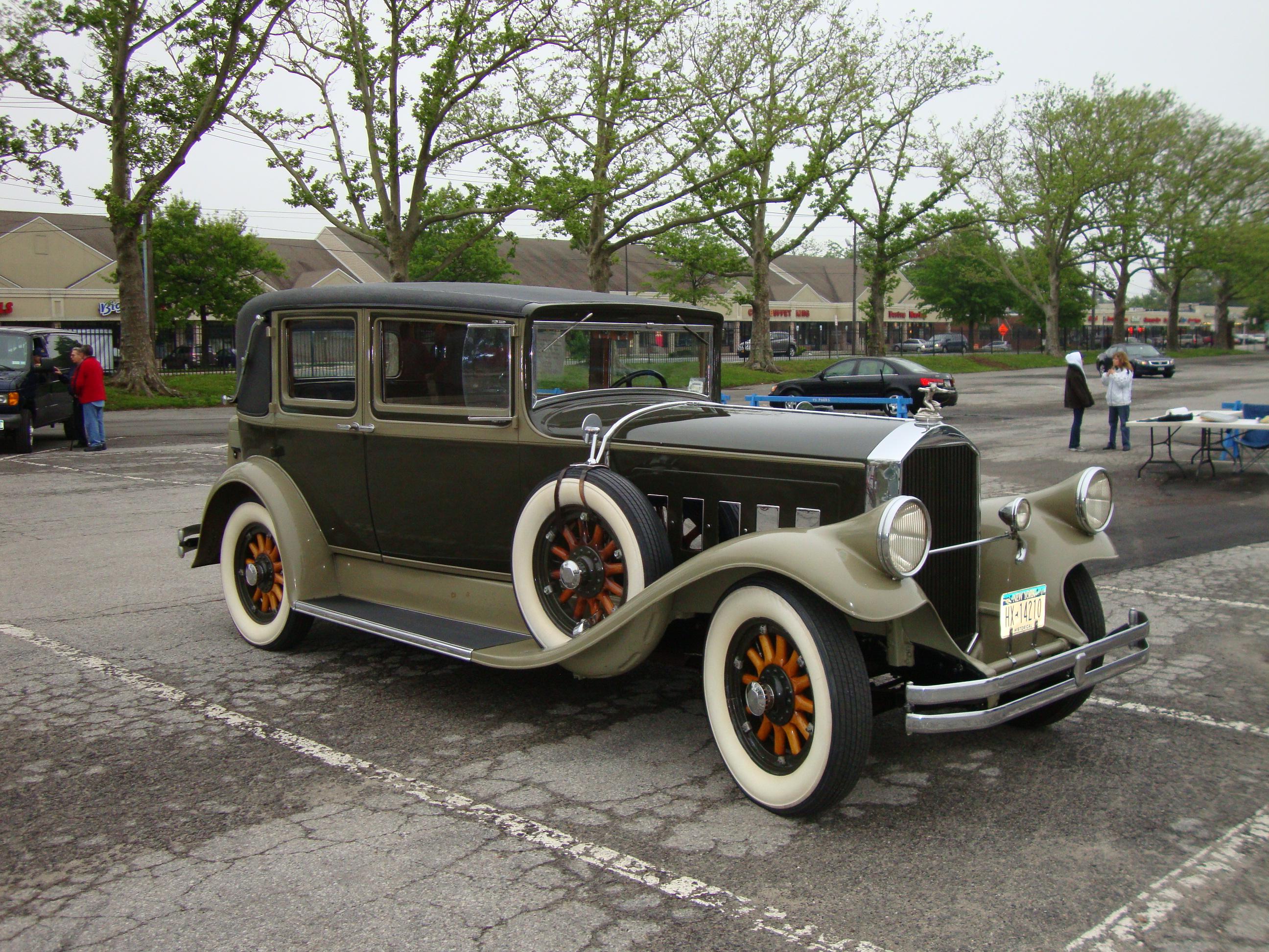 Limousine For Sale >> File:1929 Pierce Arrow.jpg - Wikimedia Commons
