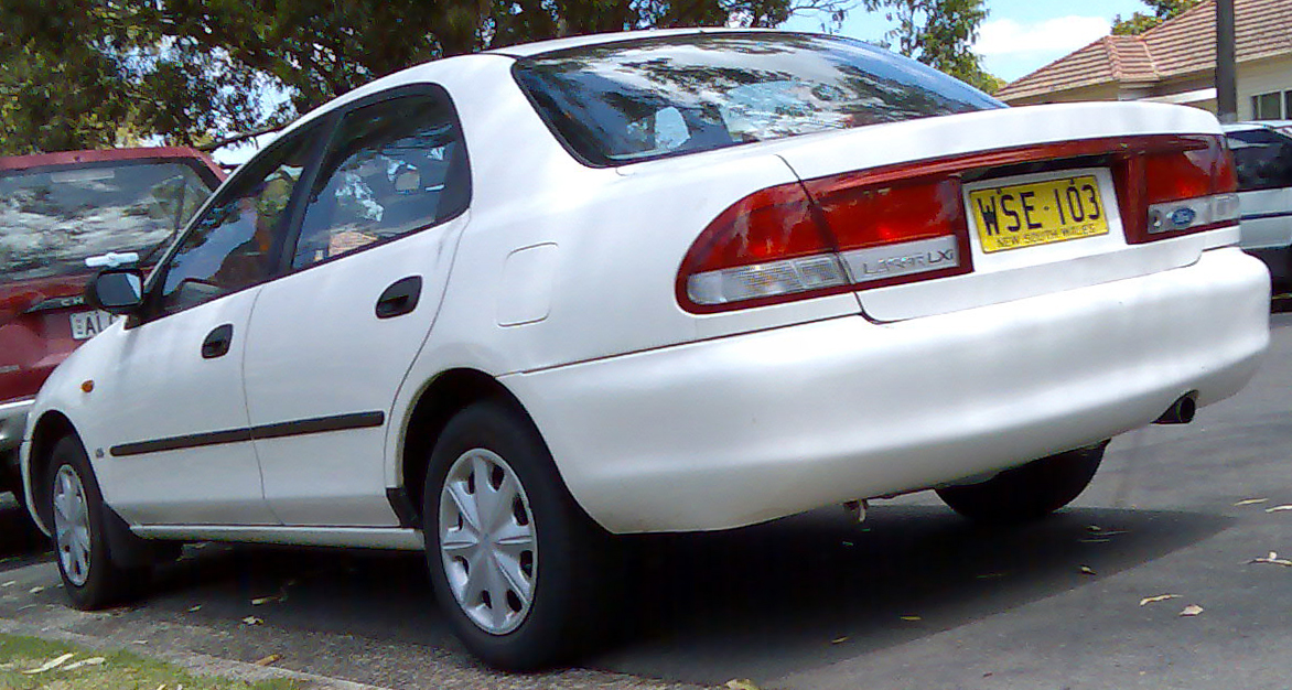 File 1997 Ford Laser Kj Ii Kl Lxi Sedan 2008 11 12