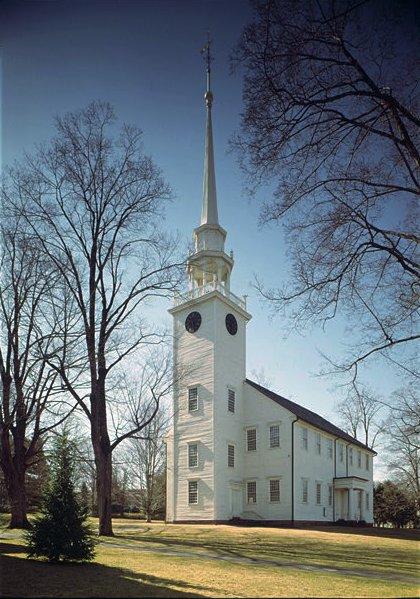 Mass First Church Newton