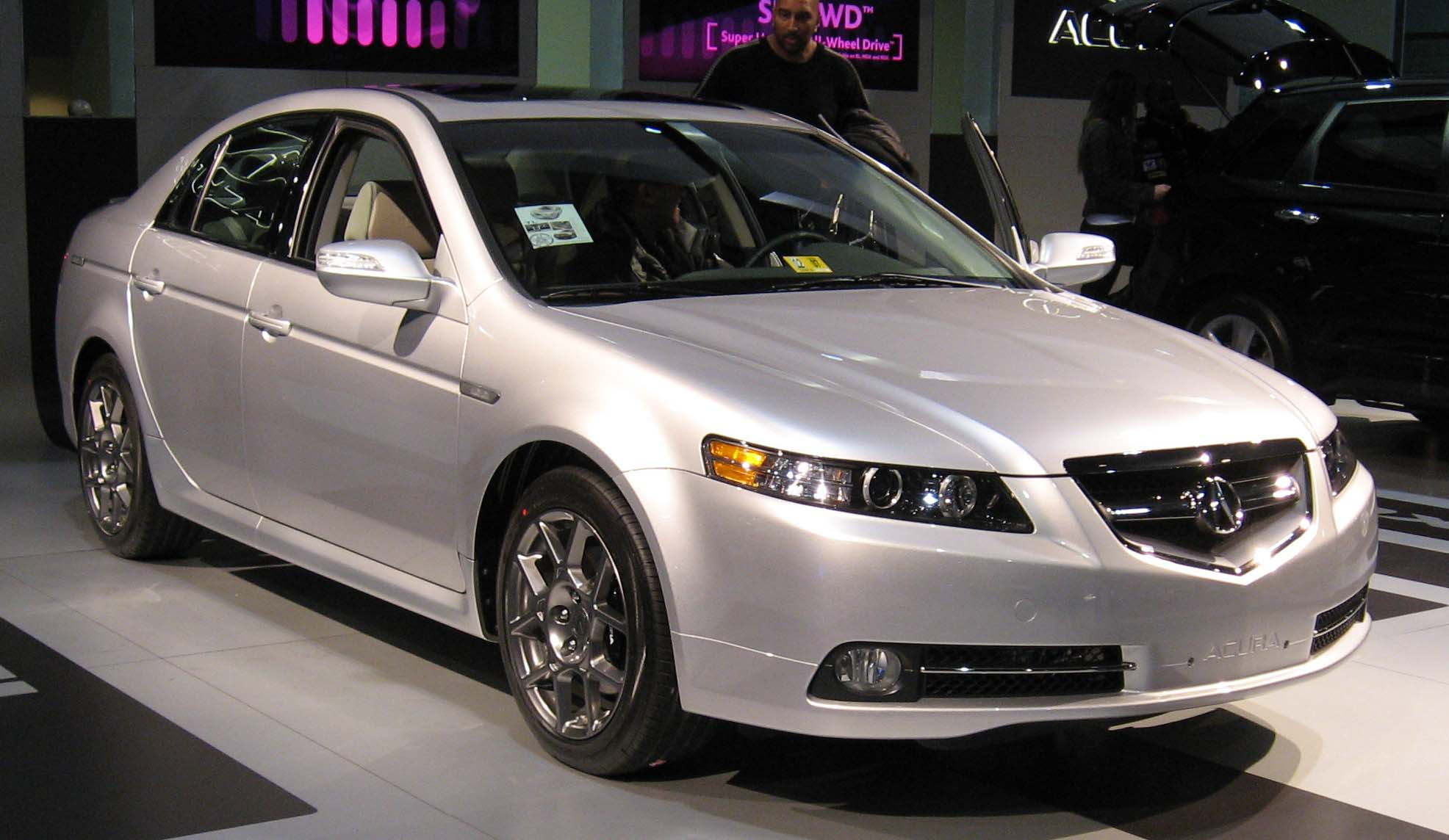 cars pictures information acura tl