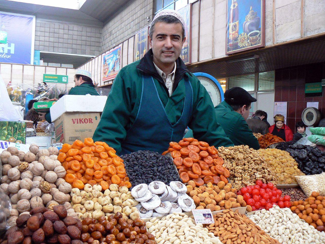 Buy Food In Market