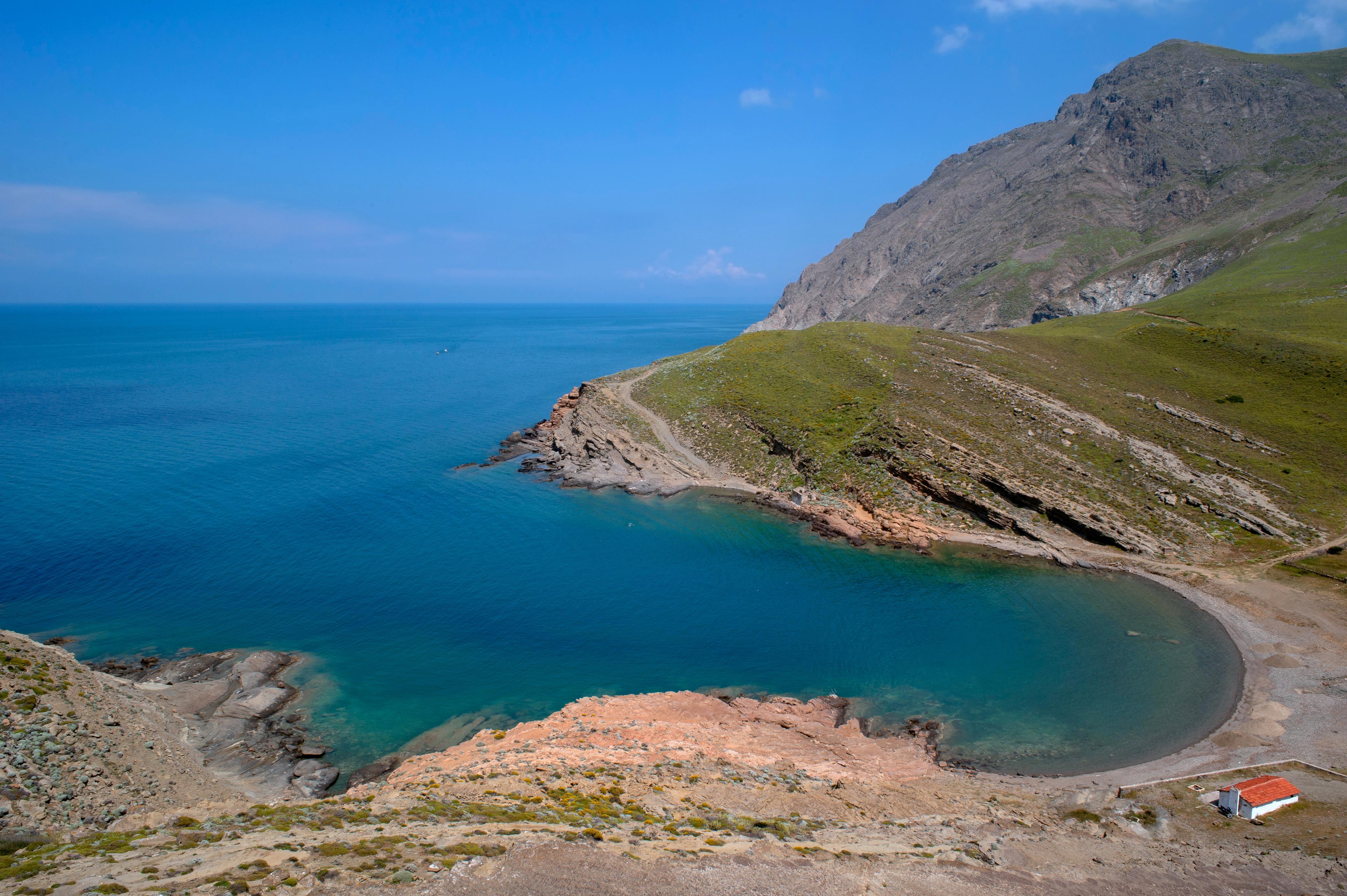 Kardamos beach, Imbros/Gökçeada island, Turkey [4212x2803 ...
