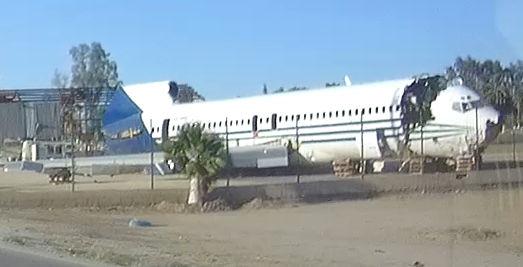 2012 Boeing 727 crash experiment - Wikipedia