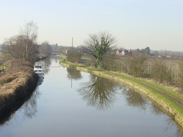 A view from the bridge - geograph.org.uk - 687041