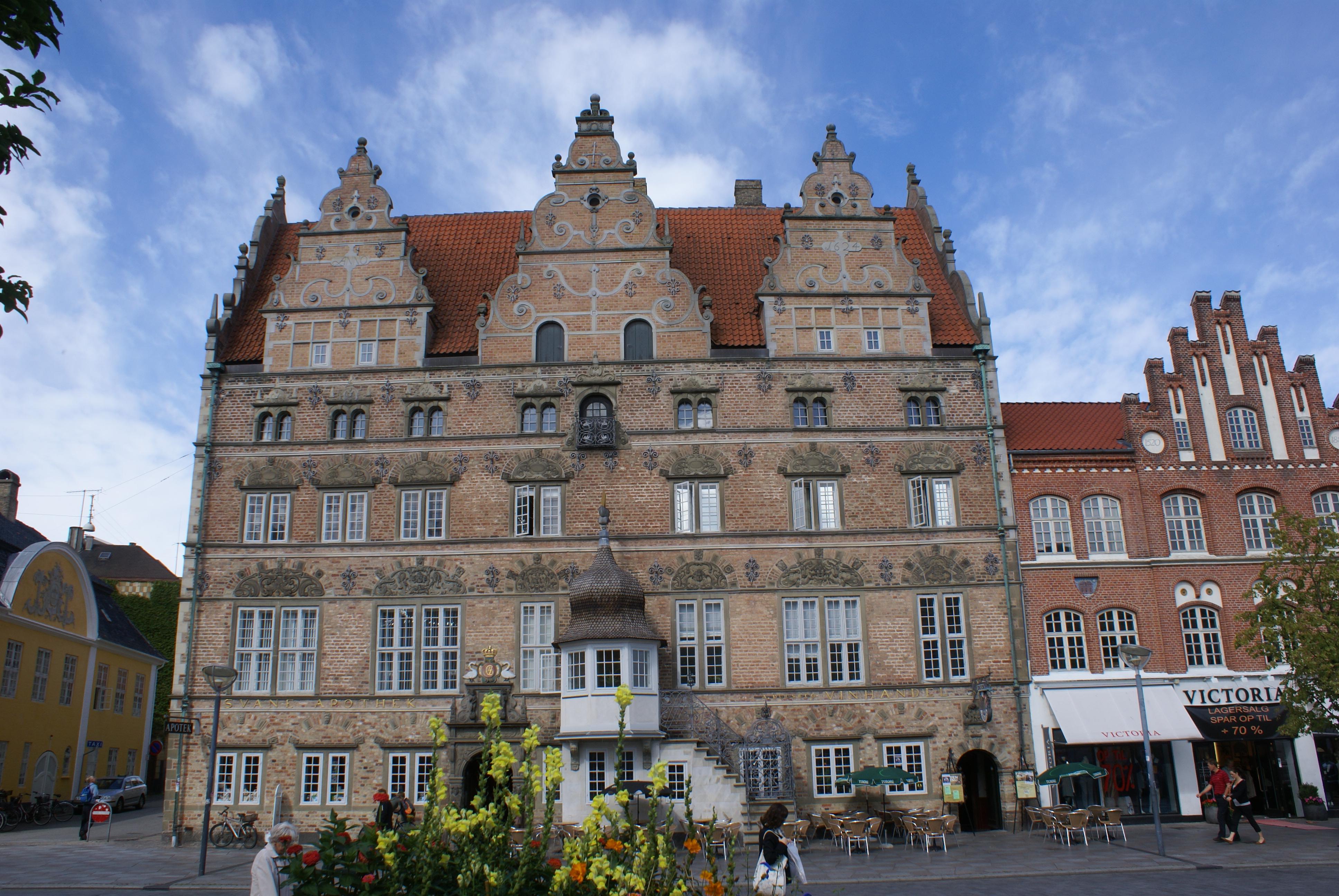 Old Fashioned House File Aalborg Stenhus01 Jpg Wikipedia