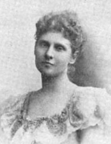 Abbe Carter Goodloe, from a 1897 publication