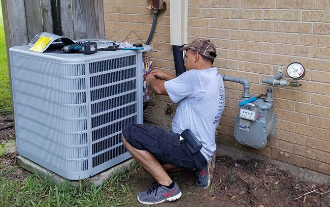 Air Conditioning Installations Service Houston