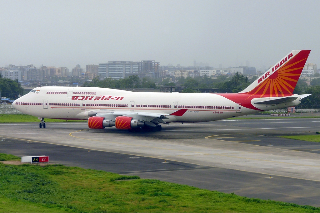 Download this Description Air India Boeing Sds picture