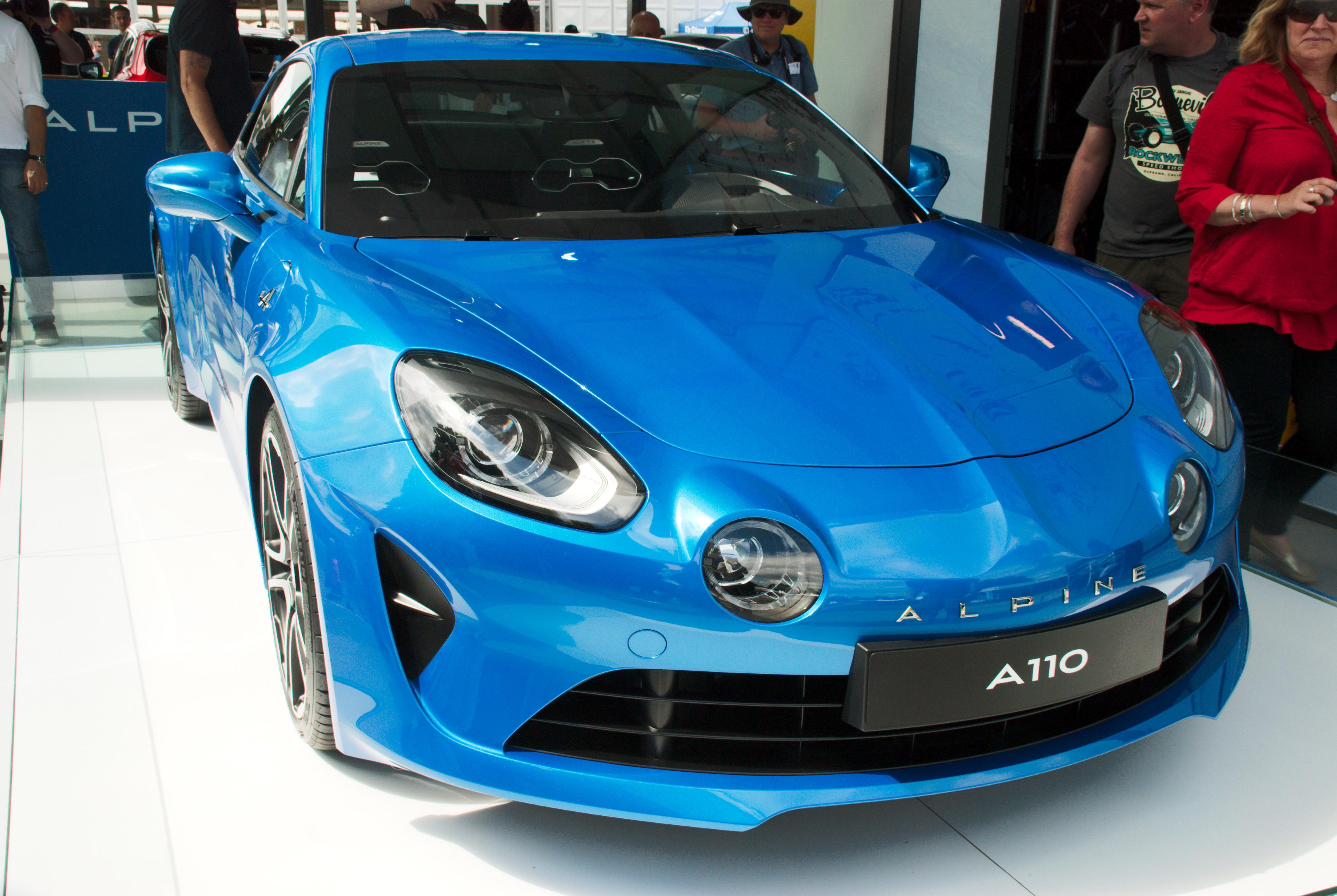 Resultado de imagen de Alpine A110