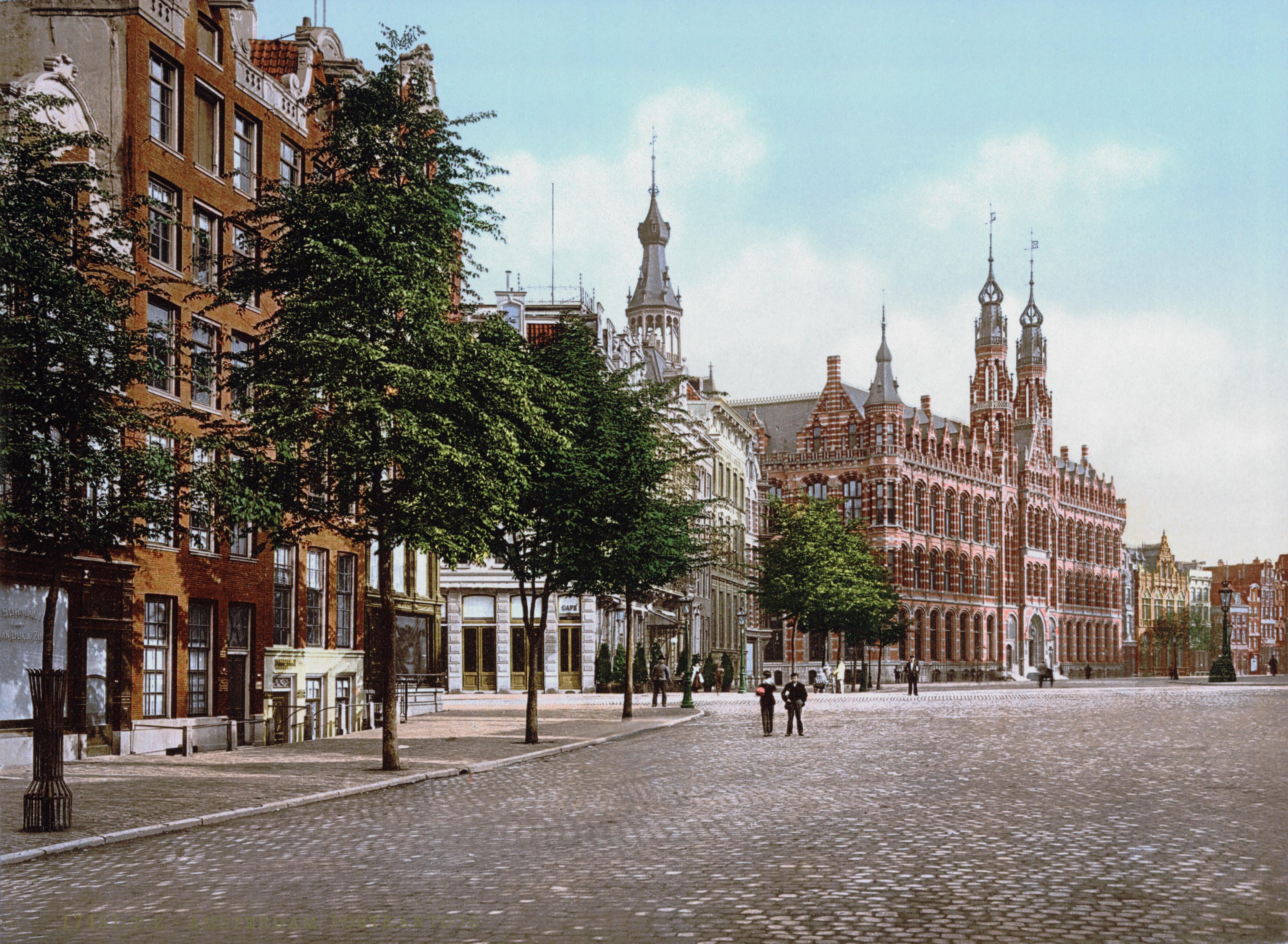 Postkantoor Amsterdam