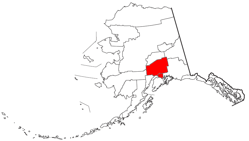 Anchorage metropolitan area