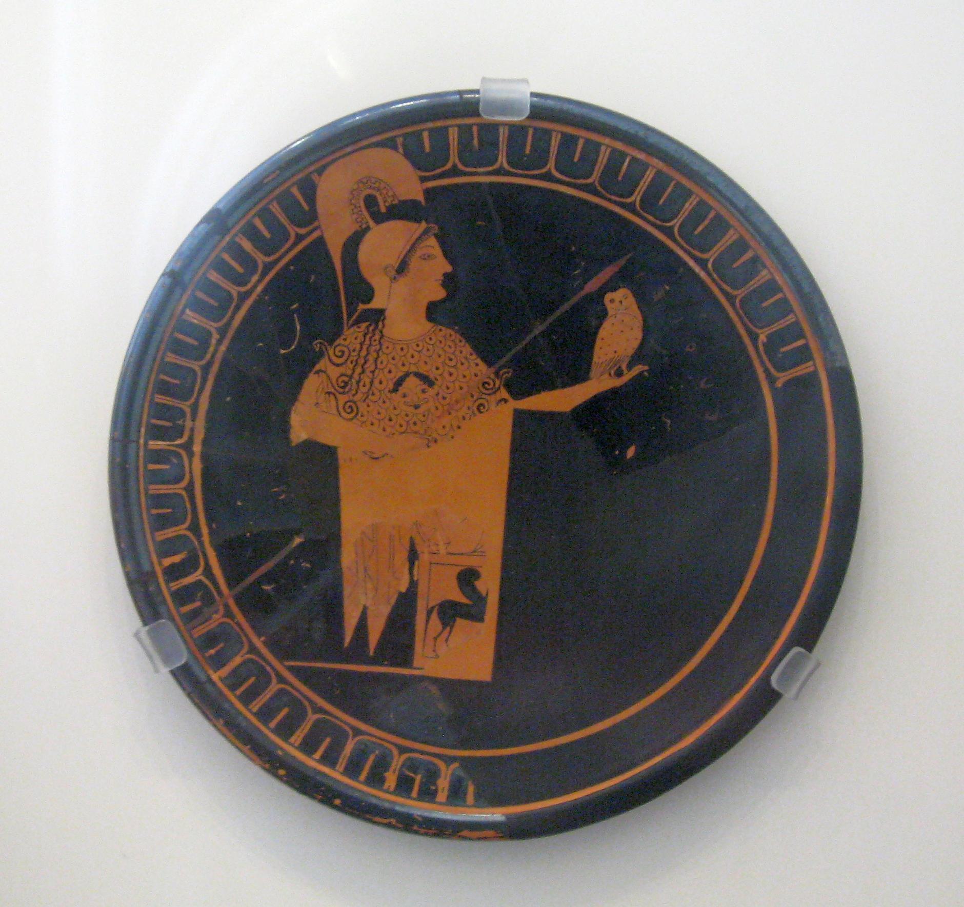 Uil Van Athene Wikipedia