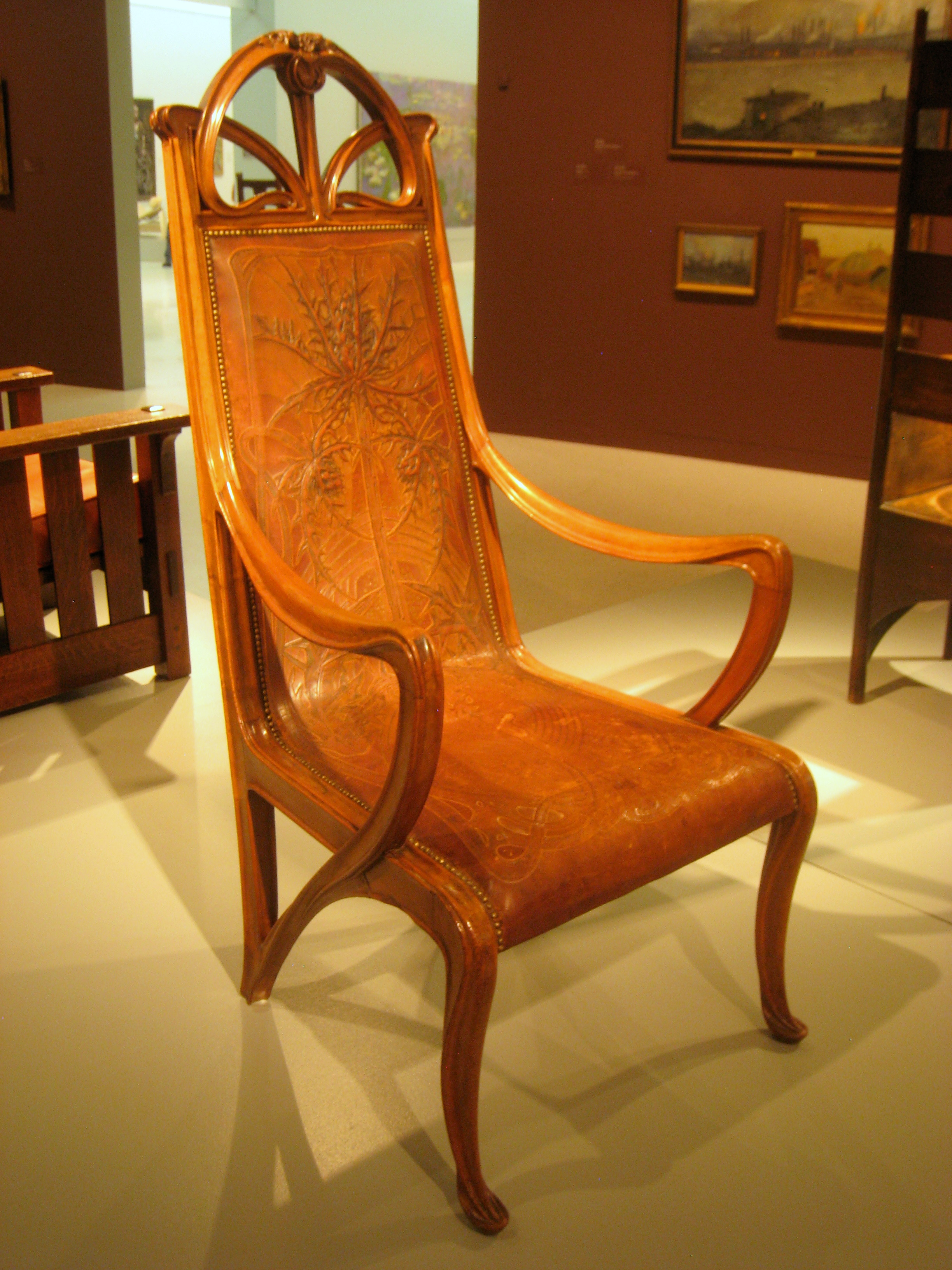 file armchair louis majorelle 1900 img 1639 jpg wikimedia commons. Black Bedroom Furniture Sets. Home Design Ideas