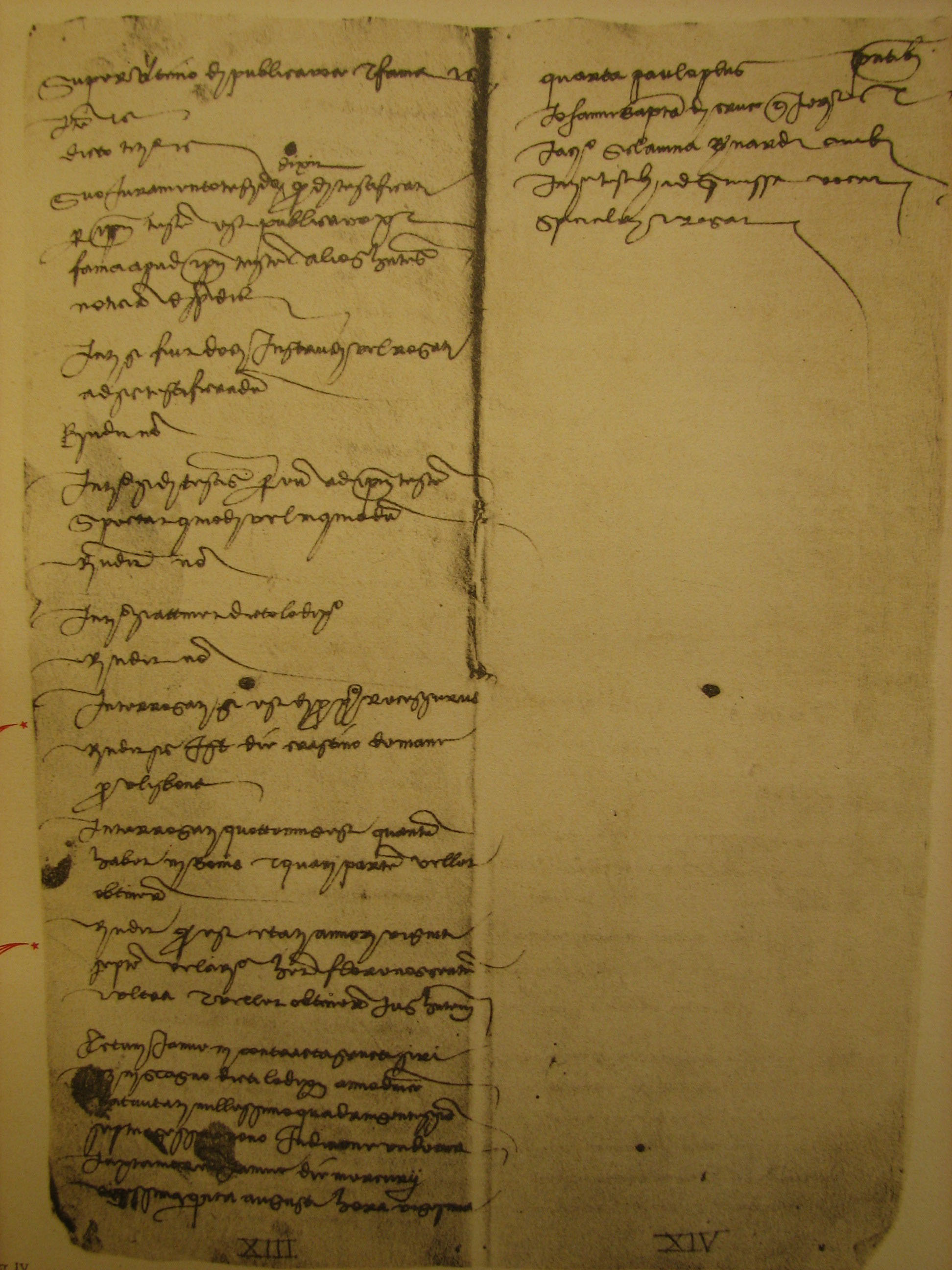 Documento Assereto 1479 - Fuente: Wikimedia commons