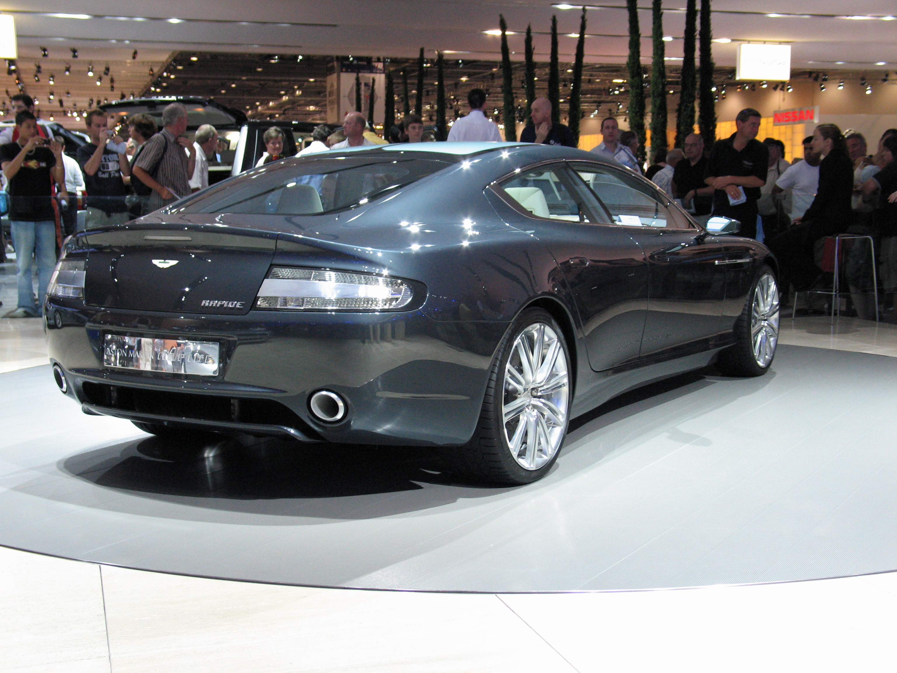 Aston Martin Rapide Related Images Start 350 Weili Automotive Network