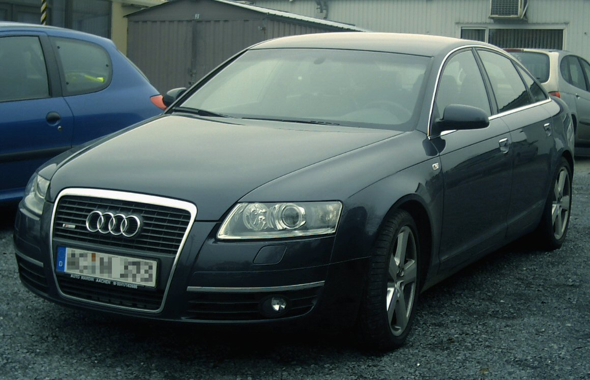 Audi a6 saloon sale